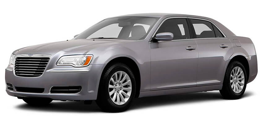 Фото Chrysler 300 2014 года