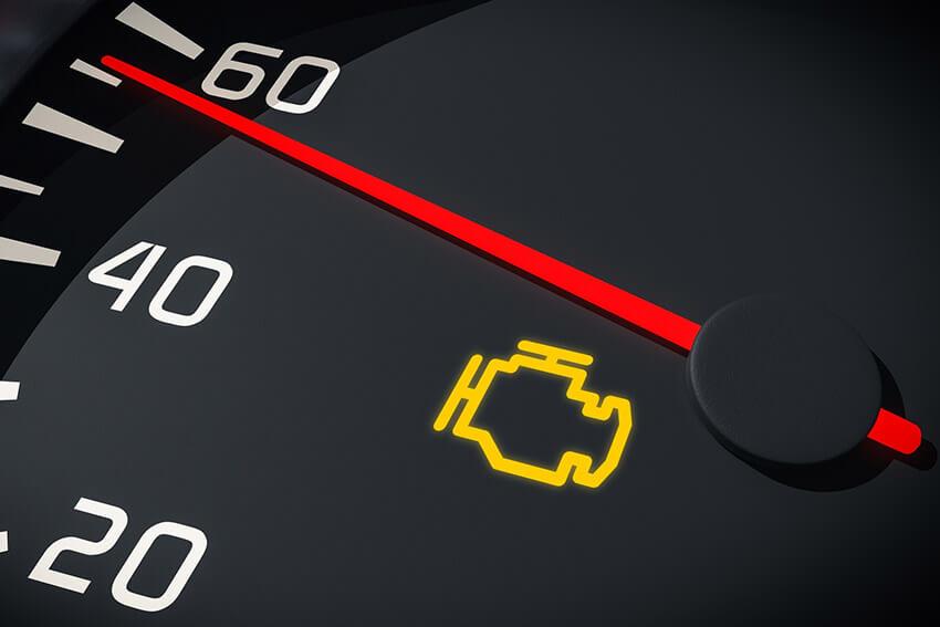 4 совета как сбросить ошибку двигателя Check Engine