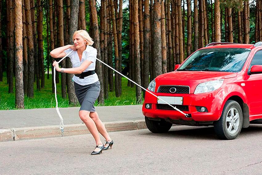 Что делать, если ваша машина не заводится