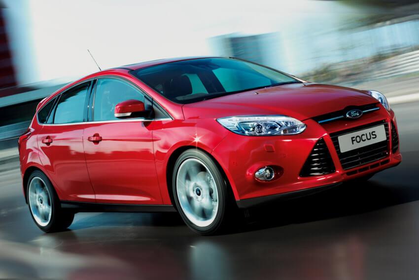 Проблемы с коробкой передач Ford Focus