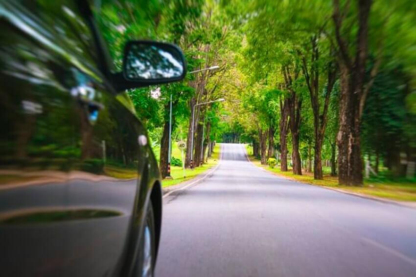 Как быть более экологичным водителем Фото