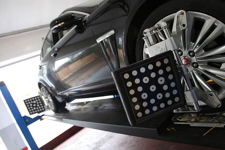 Развал-схождение 3D Вебер-Авто